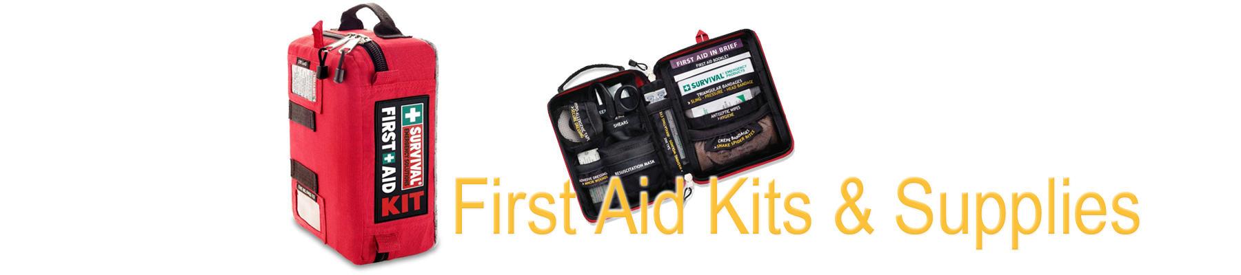 Buy First Aid Kits & Supplies
