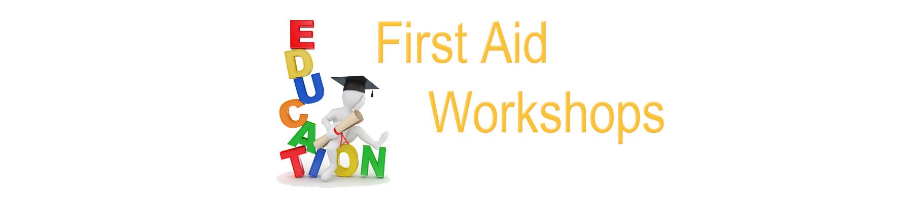 Book a First Aid Training Workshop