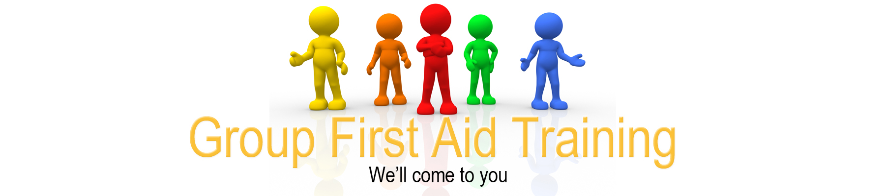 Book Group First Aid Training