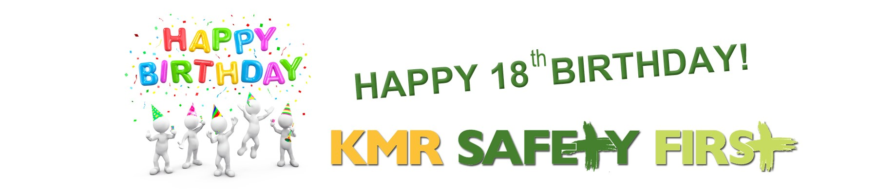 KMR Safety First