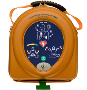 Defibrillators Heartsine 500P Defibrillator